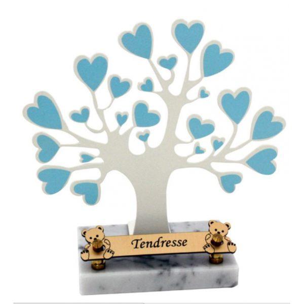 article funeraire arbre nounours enfant personnalise