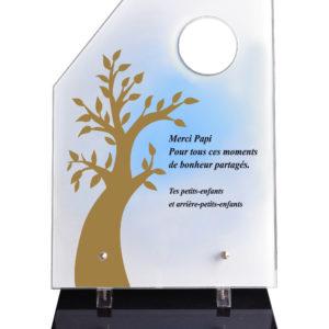 articles funeraires design modernes arbre